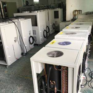 Mini chiller factory,small chiller unit,air to water chiller unit,industrial chiller supplier. Customization chiller,lab chiller,testing chiller,portable chiller unit,stainless steel chiller unit,laser chiller,MRI chiller,medical chiller,welding chiller,marine chiller,sea water chiller