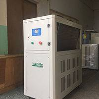 air cooled glycol chiller,electroplating chiller,low temperature air cooled chiller,industrial glycol chiller unit,glycol air cooling water chiller