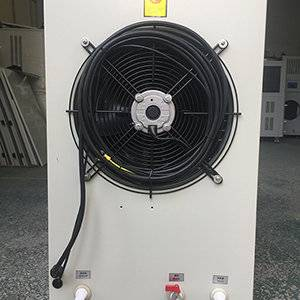 air cooled mini chiller,mini type portable water chiller,air to water cooling chiller,air cooled industrial chiller,stainless steel water chiller