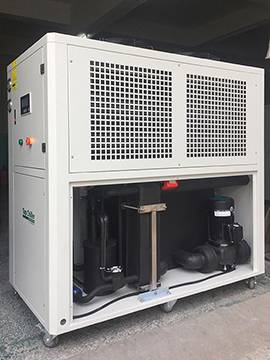 Best price hot selling Metal Finishing  industrial air to water cooled chiller