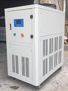 air cooled water chiller to cool Rofin semi conductor laser industry