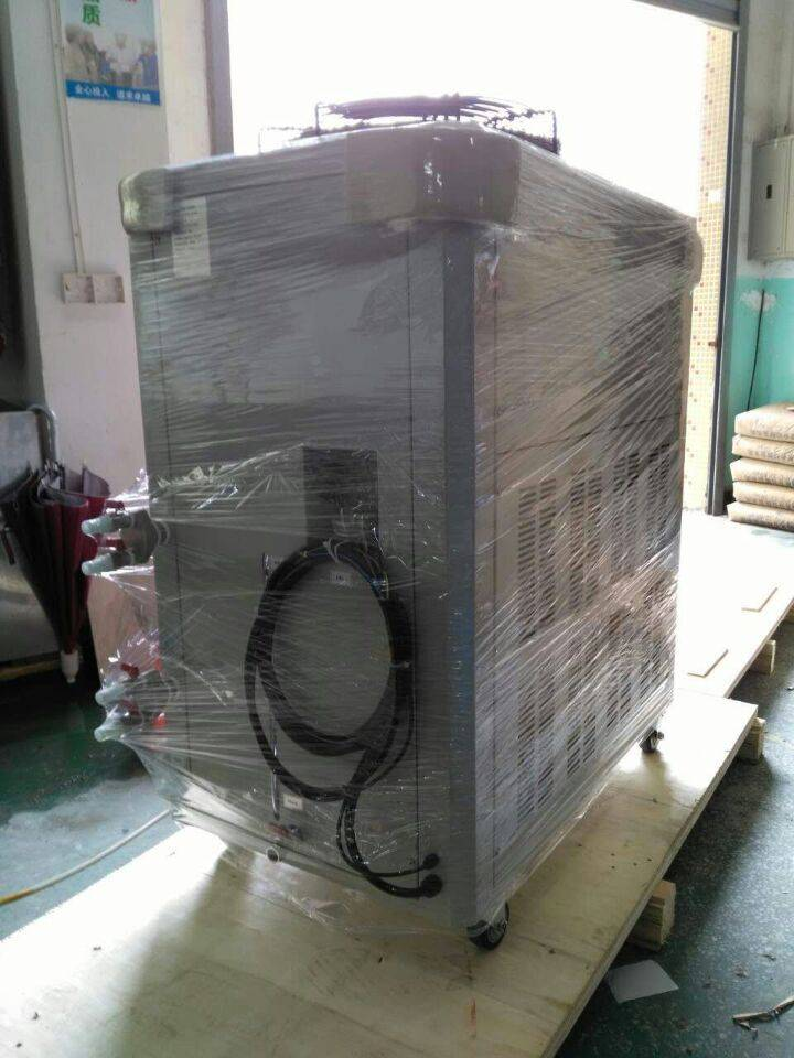air cooled water Recirculating Liquid Chiller with Self priming pump/reservoir