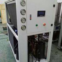 air cooling water chiller unit,silicone rubber mixing roller machine chiller,air to water cooled chiller unit,liquid air cooled chiller,circulation air cooled water chiller
