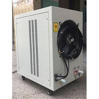 semi-conductor air cooled chiller,air water chiller system in semi-conductor,LED light source air cooled mini chiller,portable water chiller unit,mini portable chillers,semi conductor water chiller