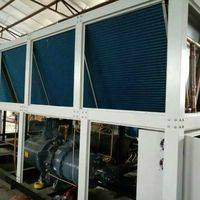 electroplating water chiller, electrode oxidization water chiller,screw type air cooled chiller,hanbell screw compressor air cooled chiller,air cooled screw compressor water chiller