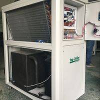 10kw-25kw air cooled water chiller,air to water cooling chiller,air cooled water cooling chiller system,air cooling water system,refrigeration water chiller,packaged refrigeration solution chiller