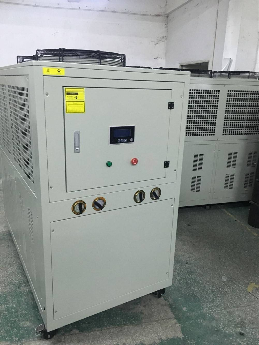 Best selling good price air to water cooled glycol chiller with R404a refrigerant