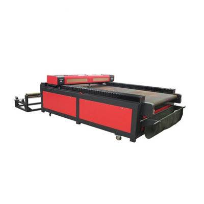 Leather, fabric laser cutting machine L1325