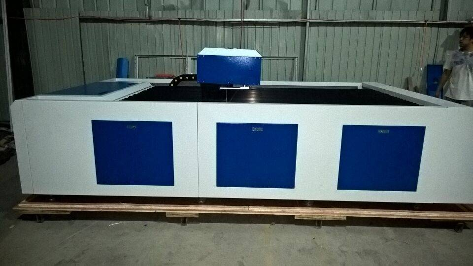Metal and non-metal laser cutting machine-L1325S