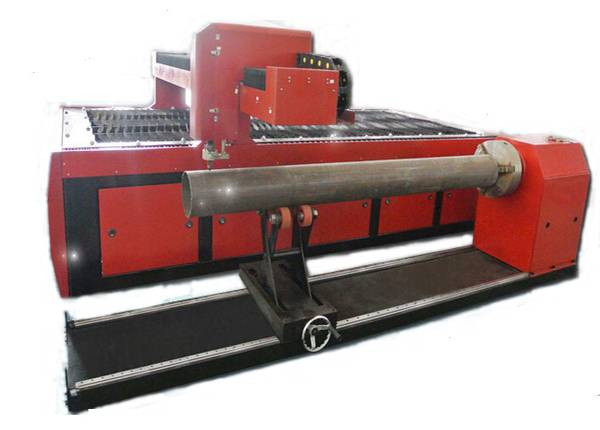 Tube/sheet steel CNC plasma cutting machine