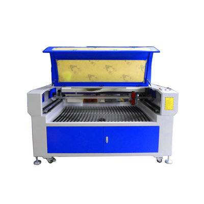 Small laser cutting machine for metal & wood L1490S