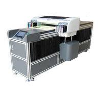 UV flatbed printer for wood, ceramic, Eva