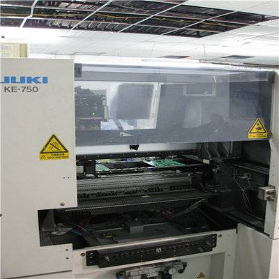 JUKI KE750 Chip mounter