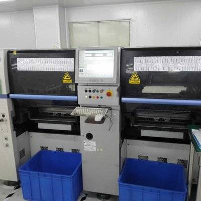JUKI high speed chip mounter FX-3L