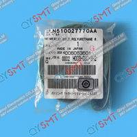 Panasonic FLAT BELT N510027770AA,Panasonic FLAT BELT ,N510027770AA,MSR,CM402,CM602,MVIIF,Pick and place,SMT assembly,SMT printer,Solder paste,Pick and place automation,SMT assembly equipment,SMT feeder,SMT nozzle,SMT spare parts,SMT printer