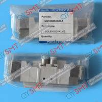 Panasonic SOLENOID VALVE N510063838AA,SOLENOID VALVE ,N510063838AA,MSR,CM402,CM602,MVIIF,Pick and place,SMT assembly,SMT printer,Solder paste,Pick and place automation,SMT assembly equipment,SMT feeder,SMT nozzle,SMT spare parts