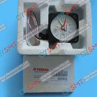 YAMAHA ,Pressure Gauge ,KG7-M8596-00X,Yamaha YV100VG,Yamaha YV88XG,Yamaha YG200,Yamaha YS12,Pick and place,SMT assembly,SMT printer,Solder paste,Pick and place automation,SMT assembly equipment,SMT feeder,SMT nozzle,SMT spare parts