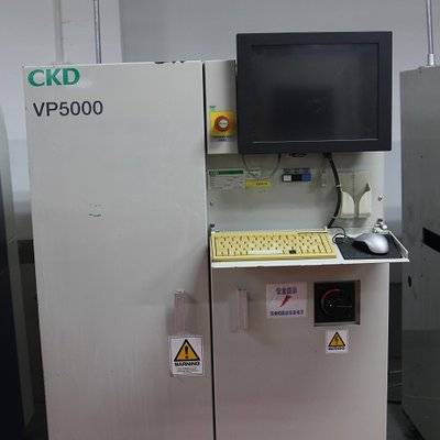 CKD VP5000 In-Line Solder Paste Inspection System