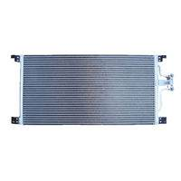 Air cooled microchannel condensers,copper or aluminum or stainless micro channel heat exchanger,Microchannel Condenser