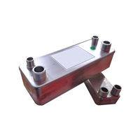 plate heat exchanger,Brazed Plate Heat Exchanger,Copper brazed plate heat exchanger,Air to water heat exchanging