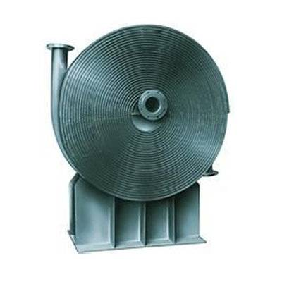 Heat exchanger Spiral plate heat exchanger
