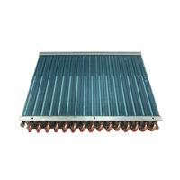 copper pipe copper fin condenser,air conditioner condenser