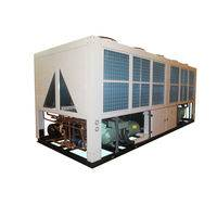 Air Cooled Water Chiller with Screw Compressors