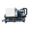 Water cooled chiller with scroll compressor