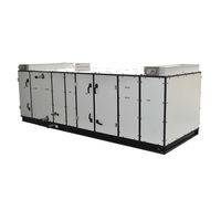 HVAC system air handling unit