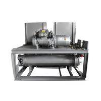 Marine air conditioner,water cooled,screw chiller