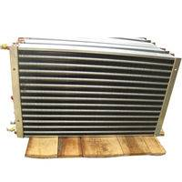 Air to water heat exchanger,water cooled heat exchanger,coiled tube heat exchanger,aluminum heat exchanger,heat exchanger coil,heat exchange unit