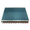 heat exchanger hvac,hydronic heat exchangers,salt water heat exchanger,steam to air heat exchanger,air to heat exchanger,Copper tube aluminum fin heat exchanger