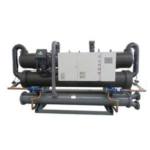 Water Cooled Low Temperature Chiller -35 degree