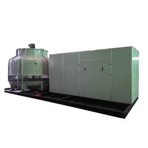 Flooded type water chiller