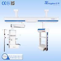 pendant bridge,ceiling mounted medical pendant,electrical surgical pendant,detachable pendant,OT pendant,medical bridge pendant for ICU,surgical pendant,medical supply pendant,medical pendant,icu bridge pendnat,electrical surgical pendant,modular operation pendant,hospital bed pendant