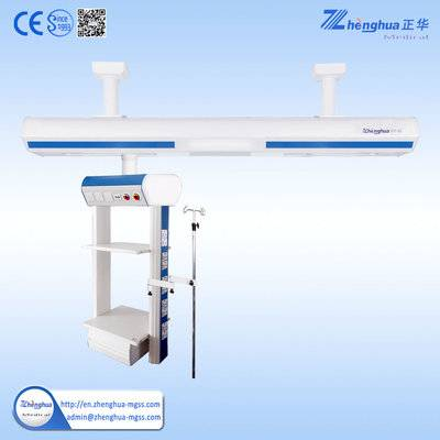 pendant bridge,ceiling mounted medical pendant,electrical surgical pendant,medical alert pendant,OT pendant,medical bridge pendant for ICU,surgical pendant,medical supply pendant,medical pendant,icu bridge pendnat,electrical surgical pendant,modular operation pendant,hospital bed pendant