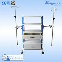 medical endoscope trolley,medical trolley cart,endoscopy cart,endoscopy cart trolley,hospital medical trolley for endoscope equipment,medical trolley in hospital,trolley for medical use,hospital trolley,stainless steel medical trolley,multifunction medical cart,surgical instrument trolley