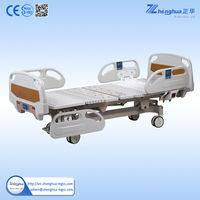 Electrical hospital futniture medical patient bed