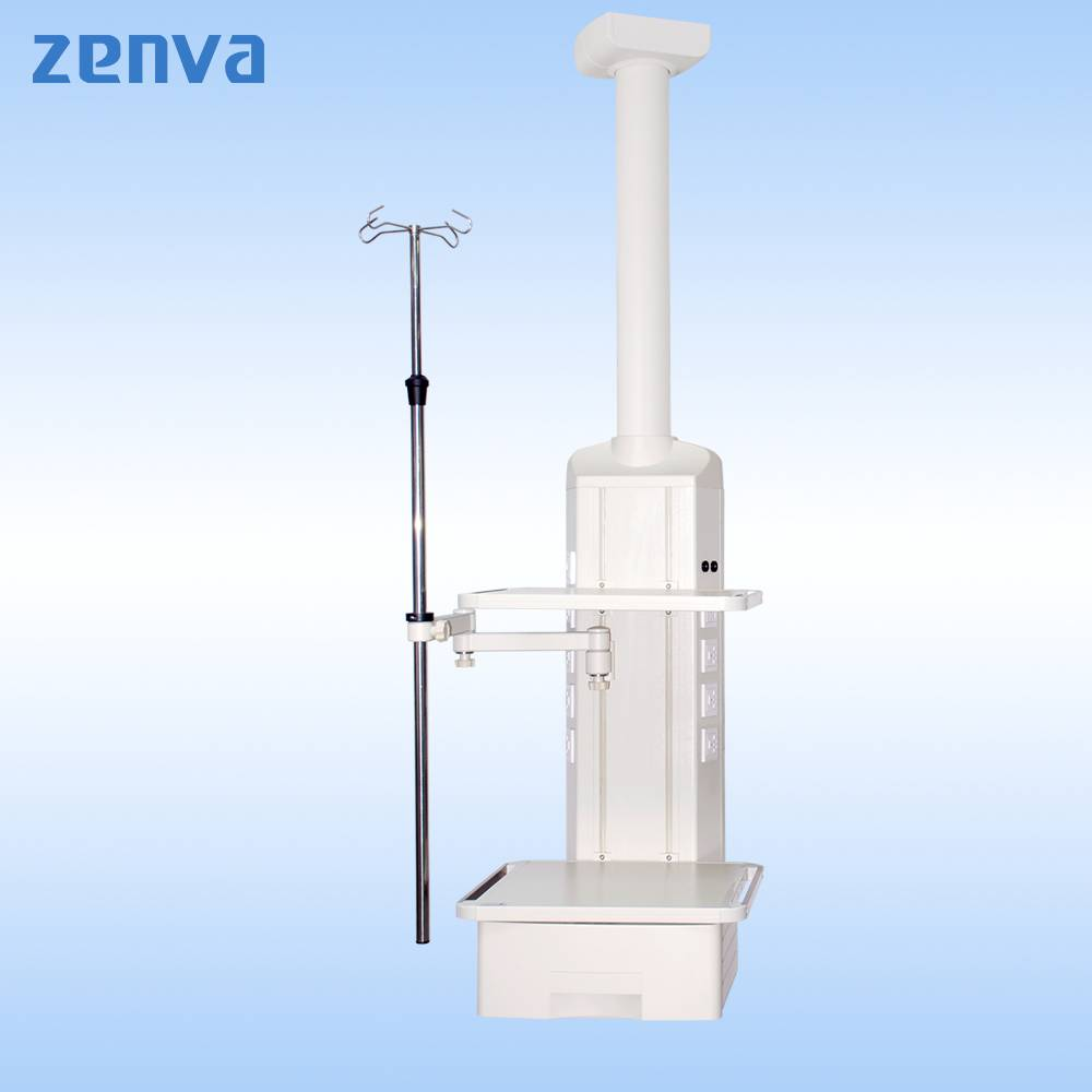 EX-30I-E Fixed Power Column Ceiling Pendant