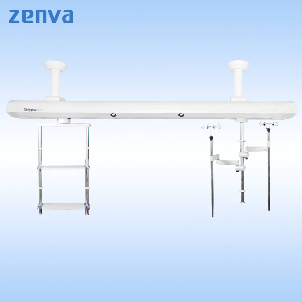 Medical Anesthesia Endoscopy Motorized Moving Ceiling Pendant