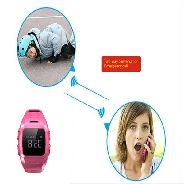 SH991 GPS Tracker With Light Sensor For Kid GPS Tracking Bracelet For Kid Spy Equipment