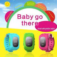 SH995 GPS Watch Tracker Wrist Watch GPS Tracking Device for Kids