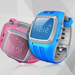 9d03e9876 Anti Lost GPS Tracker Watch For Kids GPS Tracking Device For Kids GPS Watch