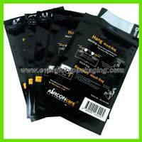 plastic zip lock bag,zip lock plastic bag,zip lock plastic packaging bag,slide zip lock plastic bag