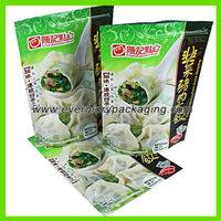 frozen food packaging bag,Stand up frozen food packaging bag,Stand up frozen food packaging bag for dumplings