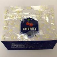 cherry pack,plastic cherry bag,cherry bag