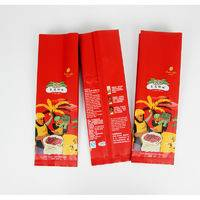 coffee bag with degassing valve,coffee bag with valve,coffee bag