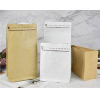 flat bottom paper bags,kraft flat bottom paper bags,flat bottom bags