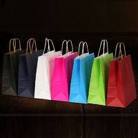 paper shopping bag,colored paper shopping bag,paper shopping bag with handle