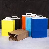 custom paper bags,printed paper bags,paper bags with handle